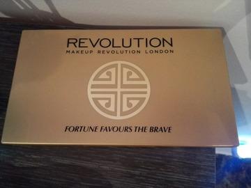 Venta: Paleta Fortune Favours the Brave de Makeup Revolution