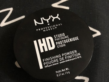 Venta: POLVOS STUDIO FINISHING POWDER NYX
