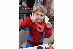 Request To Book & Pay In-Person (hourly/per party package pricing): Superhero Party