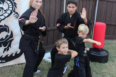 Request To Book & Pay In-Person (hourly/per party package pricing): Karate Ninja Party