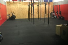 List a Space: 1500sq ft CrossFit Facility