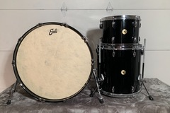 Selling with online payment: Gretsch Broadkaster - 24/13/16 - Piano Black