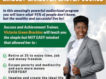 Offering with online payment: Success and Achievement Trainer/Speaker