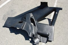 Selling with online payment: 90-93 Mustang  Rear Interior Panel