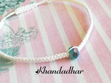 Vente au détail: Bracelet  'Khandadhar'