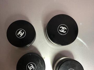 Venta: Pack 4 sombras en crema de Chanel