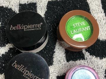 Venta: 2 pigmentos Bellapierre+ regalos