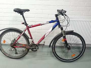 """Myydään: Mountain bike 26"""""""