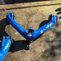 """Selling with online payment: 1999-2006 ford ranger Fabtech upper control arms and 2.5"""" lift ap"""