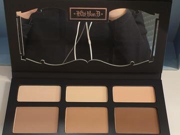 Venta: Kat Von D Shade Paleta para Rostro Shade + Light Contour Face