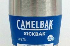 Buy Now: 12 KICKBAK - 30 OZ STAINLESS STEEL KICKBAK TUMBLERS