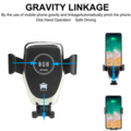 Buy Now: Cell Phone Mount Wireless Fast Charger