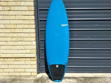 "Daily Rate: Yugen - 5'10"" Shortboard"