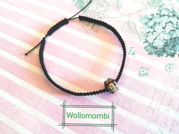 Vente au détail: Bracelet 'Wollomombi'