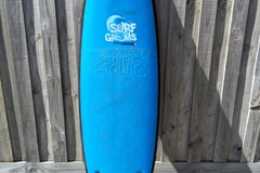 Daily Rate: G Boards - Grom - 6' & Wetsuit Package!! - (Half Day Rate)
