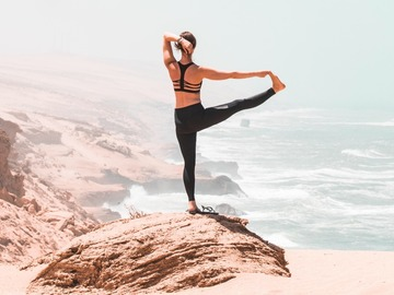 Class Offering: Vinyasa Yoga
