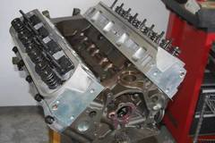 Selling with online payment: Ported TFS Twisted Wedge Heads & Jesel Shaft Mount Rockers