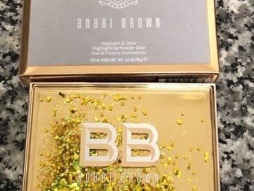 Venta: Paleta iluminadores Bobbi Brown edición limitada