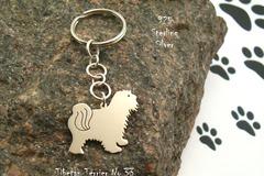 Selling: Keyring Tibetan Terrier * 925 sterling silver