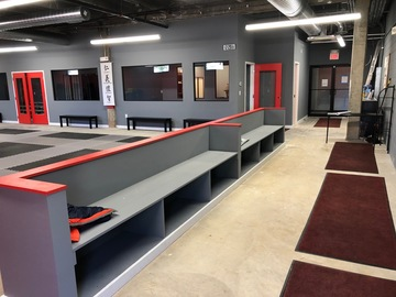List a Space: Matted Martial Arts Studio For Bare Feet Trainers