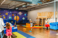 Book & Pay Online (per party package rental): Themed Indoor Play Area Party -Upgraded Package