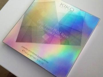 Venta: Paleta Color Fever Must Have KIKO MILANO (E.L)