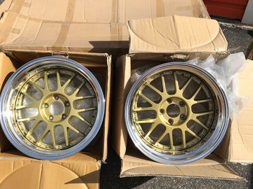 Selling: SSR MS1 *pair*