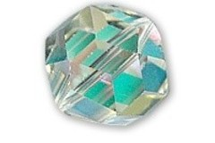 Buy Now: 288 pcs --  Swarovski 11mm Crystal AB Beads-ART #5007  $.33 pcs