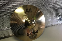 "Selling with online payment: Sabian 18"" Metal X Crash"