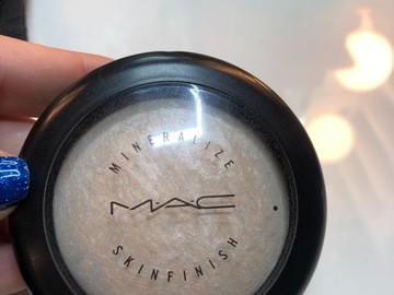 Venta: Mineralize skinfinish Mac