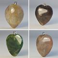 Buy Now: 50-  Genuine Agate Heart Pendants-- $ 1.99 pcs Large Size