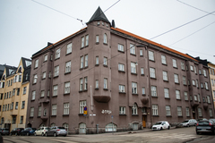 Renting out: Studio space in Katajanokka