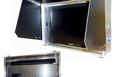 """Vermieten: PANASONIC BT-LH1760W 17"""" Widescreen HD/SD LCD"""