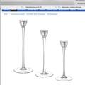 Ostetaan: OSTAN Ikea Blomster kynttilänjalkoja