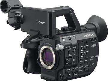 Vermieten: SONY PXW-FS5 XDCAM Super 35 Body