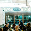 Book & Pay Online (per party package rental): Rent an entire modern restaurant  (4 hours)
