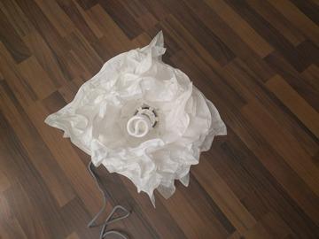 Myydään: ceiling lamp with bulb