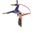 Request To Book & Pay In-Person (hourly/per party package pricing): Aerial Hoop or Hammock Fitness Party