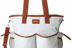 Buy Now: Premium Functional Tote / Diaper bag - Total 500 pcs