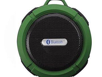 Buy Now: Wireless Waterproof Speaker Suction Cup