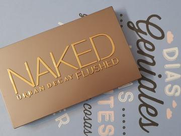 Venta: Naked Flused (Tono: Naked)