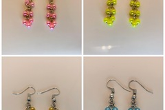 Buy Now: Wholesale Chainmaile earrings. 50pcs lot value of up to $500.