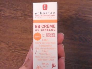 Venta: BB cream con ginseng 5 en 1 de Erborian 15ml
