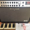Selling: Behringer Ultracoustic ACX1000 amp w/footswitch