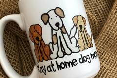 Selling: Stay at Home Dog Mom