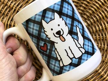 Selling: Eskie Mug