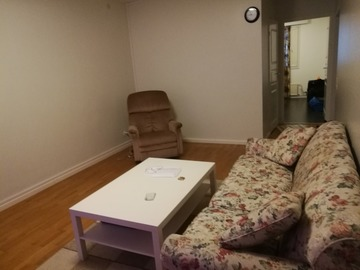 Renting out: A room in a 59 m^2 apartment (Karakallionkuja)