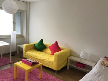 Renting out: Cozy Studio in Kamppi from 5th of April to 28th of April.