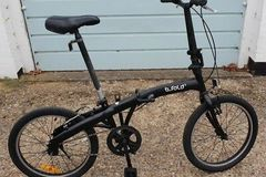 Renting out: Folding bike