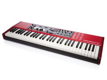 Renting out: Nord Electro 4D (73-Key)